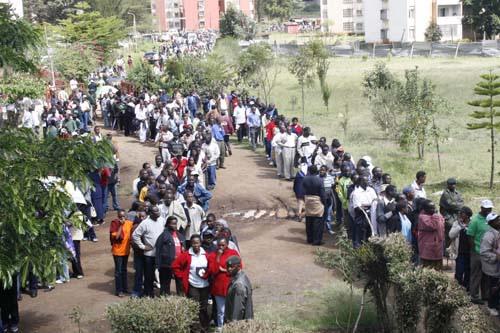 Kenyans que